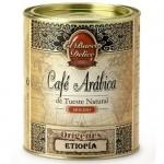 Ground Arabica Coffee 'Ethiopia' - El Barco Delice (250 g)
