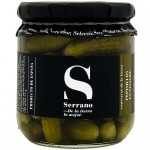 Pickled Gherkins - Serrano (355 g)