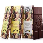 Dark Chocolate with EVOO (Pack) - La Chinata (3 x 100 g)