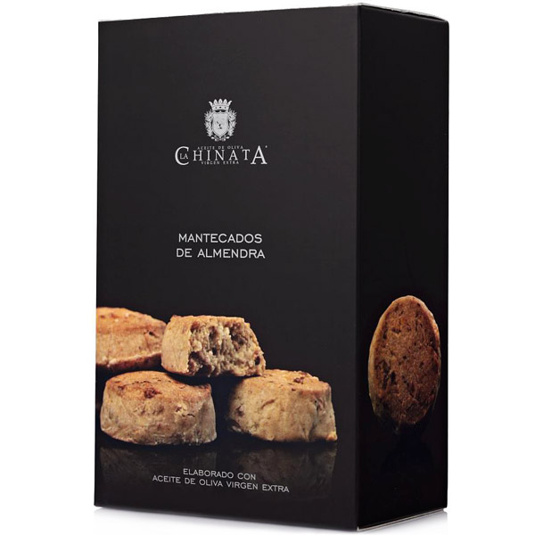 Almond Polvorones Amp Mantecados Pack La Chinata 640 G