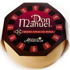 Aged Sheep Cheese 'Don Manuel' - Sierra de Albarracin