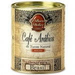 Ground Arabica Coffee 'Brazil' - El Barco Delice (250 g)