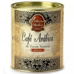 Ground Arabica Coffee 'Natural' - El Barco Delice (250 g)