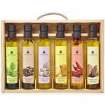 Extra Virgin Olive Oil '6-Flavour Case' - La Chinata (6 x 250 ml)