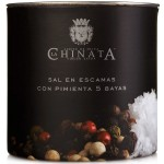 Sea Salt Crystals '5 Pepper Mix' - La Chinata (165 g)