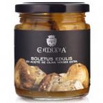 Porcini Mushrooms in Extra Virgin Olive Oil - La Chinata (230 g)