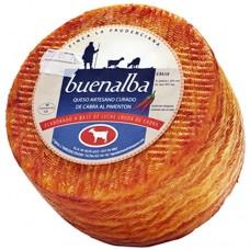 Sheep Cheese 'Paprika' - Buenalba
