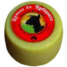 Goat Cheese 'Sierra de Sevil' - Radiquero